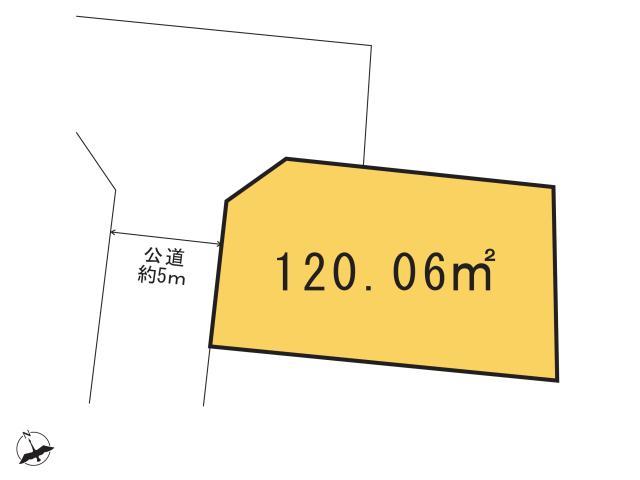 0170284_区画図_2区画
