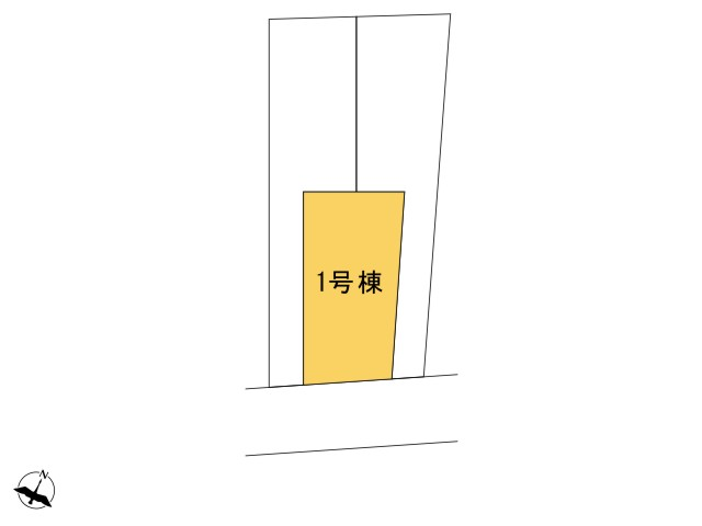 0171316_福生市本町_1号棟_全体区画図