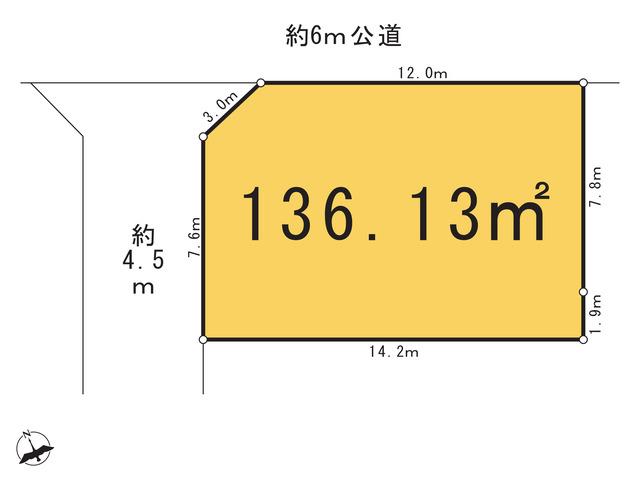 0196573_区画図_1号区画