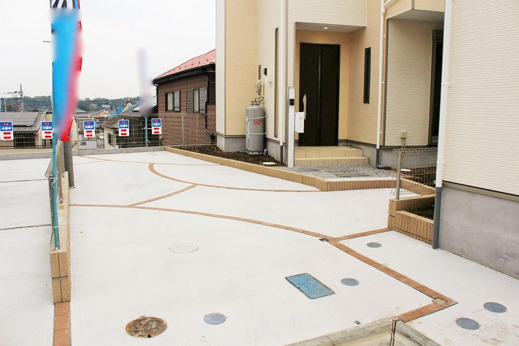IMG_2215 5号棟駐車スペース