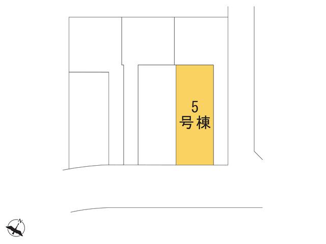 0214824_全体区画図_5号棟