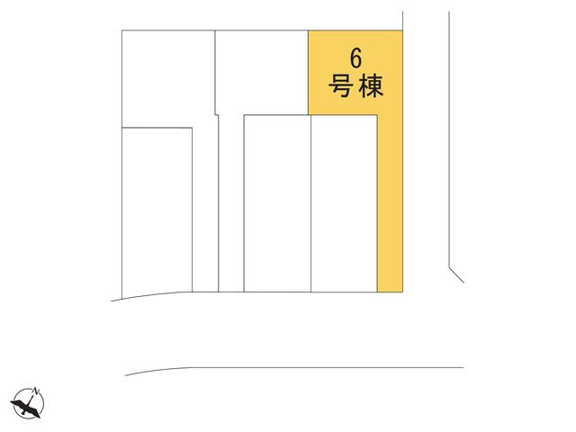 0214825_全体区画図_6号棟