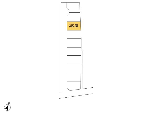 0150286_青梅市今寺2丁目_3区画_全体区画図