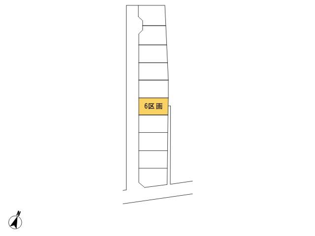 0150289_青梅市今寺2丁目_6区画_全体区画図