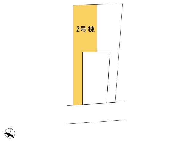 0171326_福生市本町_2号棟_全体区画図