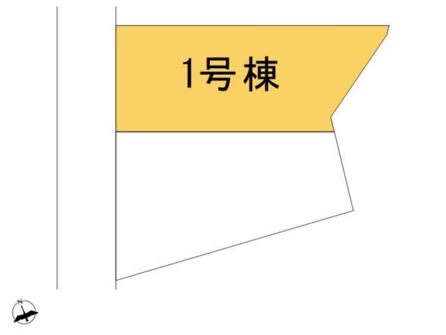 0174417_全体区画図_1号棟