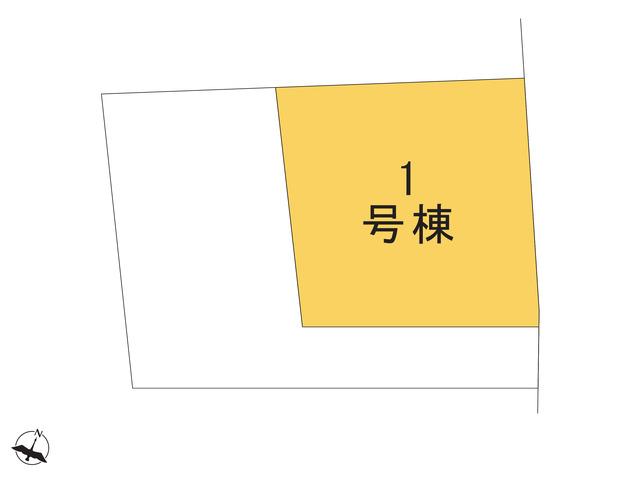 0210957_全体区画図_1号棟