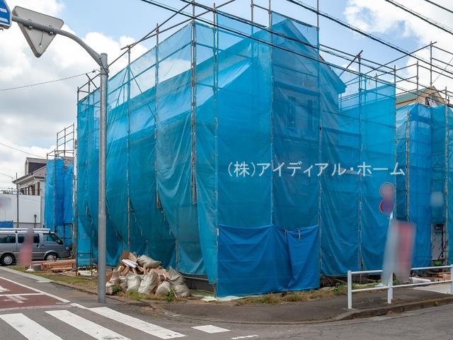 羽村市富士見平19-1期_4号棟_上棟1_200602_0473485